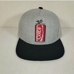 Coca Cola Embroided Snapback